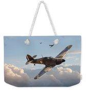 Hurricane - Fighter Sweep Weekender Tote Bag