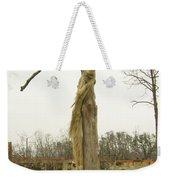 Hurricane Katrina Resurrection Tree Weekender Tote Bag