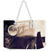 Hurry Sundown Weekender Tote Bag