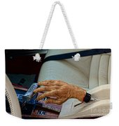 Hurst Shifter And Hand Brake Weekender Tote Bag