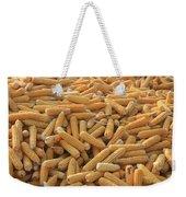 Husked Sweetcorn Weekender Tote Bag