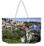 Hvar Harbor Weekender Tote Bag