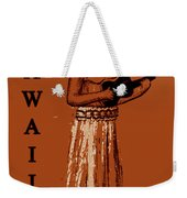 Travel To The Aloha State Weekender Tote Bag