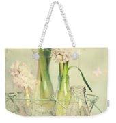 Hyacinth Arrangement Weekender Tote Bag