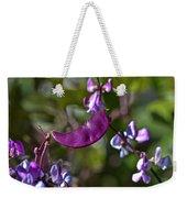 Hyacinth Bean Weekender Tote Bag