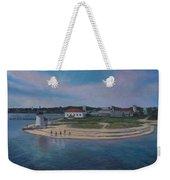 Brant Point Beach, Nantucket, Ma Weekender Tote Bag