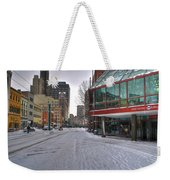 Hyatt Regency Buffalo V2 Weekender Tote Bag