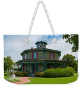 Hyde - Octagon - House 17739c Weekender Tote Bag