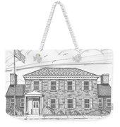 Hyde Park Post Office Weekender Tote Bag