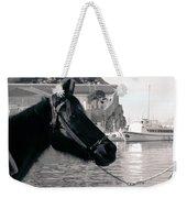 Hydra Horse Weekender Tote Bag