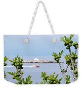 Hydra Island During Springtime Weekender Tote Bag