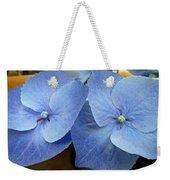 Hydrangea Flower Set Weekender Tote Bag