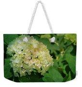 Hydrangea In Soft Light Weekender Tote Bag