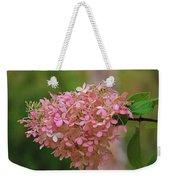 Hydrangea Valentine Weekender Tote Bag