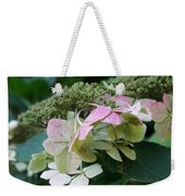 Hydrangea White And Pink I Weekender Tote Bag