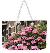 Hydrangeas In Holland Weekender Tote Bag