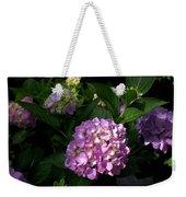 Hydrangeas Vi Weekender Tote Bag