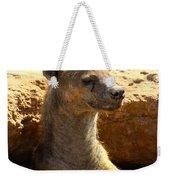 Hyena In Den Weekender Tote Bag