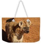 Hyena Weekender Tote Bag