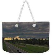 I-85 Shelf Cloud Weekender Tote Bag