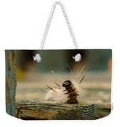 I Am A Caterpillar Weekender Tote Bag