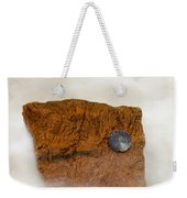 I Am A Rock Weekender Tote Bag