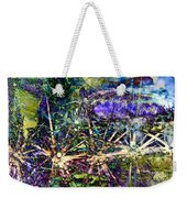 We Are Nonphysical Spiritual Energy, Each Part Of The Unity Of Total Divine Consciousness- Winter 3 Weekender Tote Bag