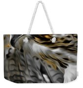 I Am Redtail Square Weekender Tote Bag