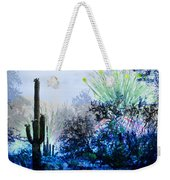 I Am.. The Arizona Dreams Of A Snow Covered Christmas, Regardless Of Our Interpretation Of- Winter 1 Weekender Tote Bag