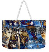 I Am.. The Long Drought  And The Hard Rain To Follow That Quenches Our Parched Souls Of...- Winter 2 Weekender Tote Bag