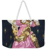 I Believe In Angels Weekender Tote Bag