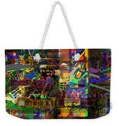 I Believe In The Coming Of Mashiach 31 Weekender Tote Bag