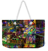 I Believe In The Coming Of Mashiach 32 Weekender Tote Bag