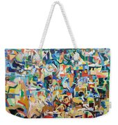I Believe This And Understand It Fully Well 23 Weekender Tote Bag