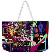 I Believe With Complete Faith In The Coming Of Mashiach 4 Weekender Tote Bag