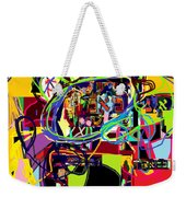 I Believe With Complete Faith In The Coming Of Mashiach 5 Weekender Tote Bag