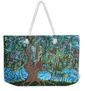 I Bow To Thee Weekender Tote Bag