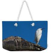 I Cry Fowl Weekender Tote Bag