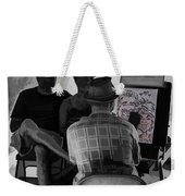 I Draw You Caricatures In Asheville Weekender Tote Bag
