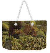 I Filari In Autunno Weekender Tote Bag