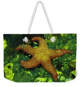 I Found A Starfish Weekender Tote Bag