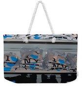 I Heart N Y Weekender Tote Bag