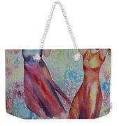 I Hope You Dance Weekender Tote Bag