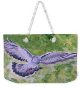 I Know Why A Caged Bird Sings Weekender Tote Bag