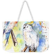 I Like Your Style Weekender Tote Bag