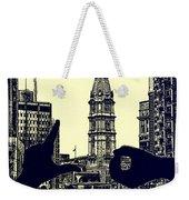 I Love Philly Weekender Tote Bag
