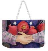 I Love Pomogranates Weekender Tote Bag