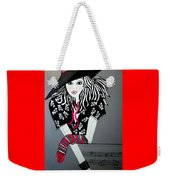 I Love Rock And Roll Weekender Tote Bag