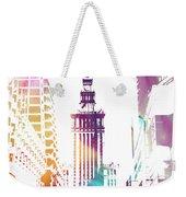 I Love Warsaw Weekender Tote Bag