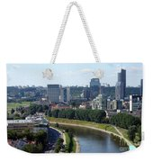 I Love You. Vilnius. Lithuania Weekender Tote Bag